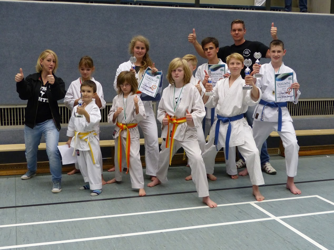 Karate Leistungssport in Dormagen